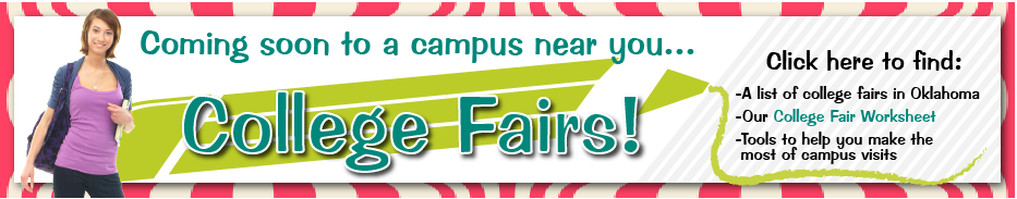 Visit Gotocollegefairs.com to find a college fair near you.